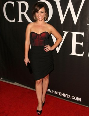 danielle-harris-body-measurements-shoe-bra-size